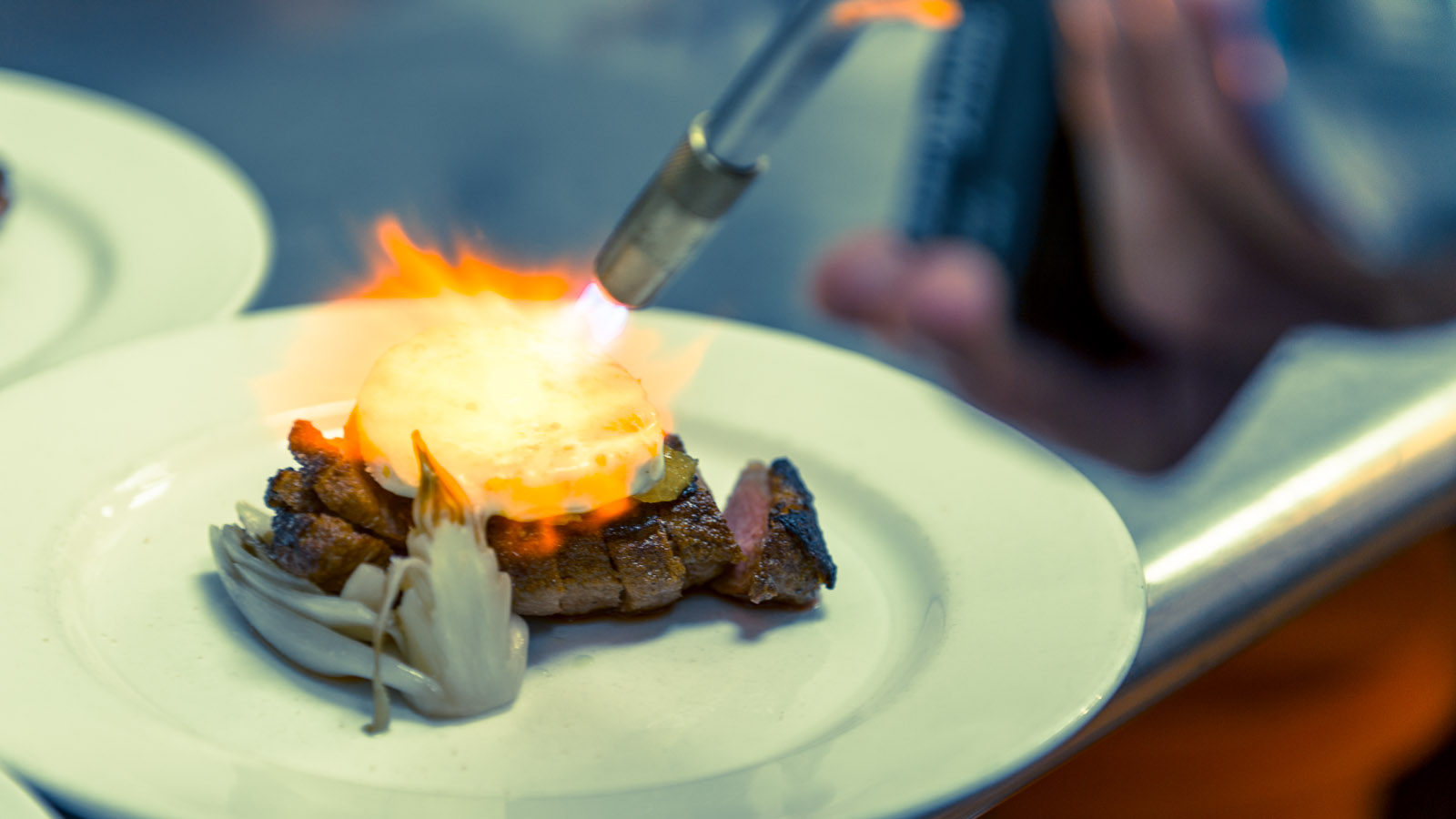 Special touches elevates Tony's beyond steakhouse label.